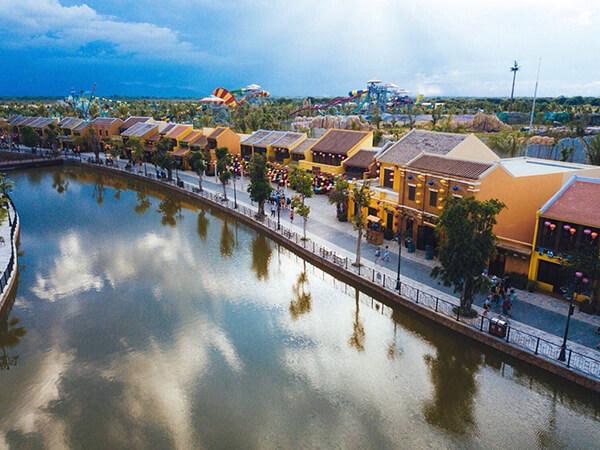Đặt xe từ sân bay Đà Nẵng đi Hội An